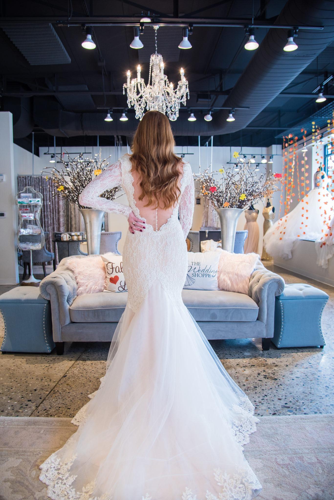 The Wedding Shoppe Your Michigan Bridal Destination